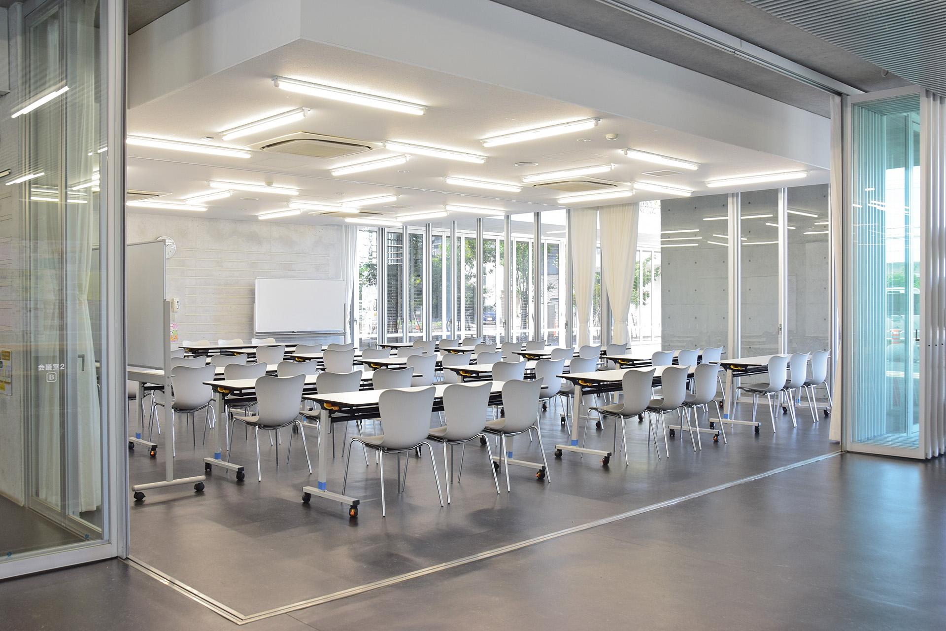 地域交流会議室2
